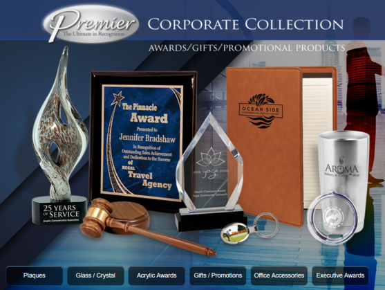 Personalized Corporate Gifts Custom Awards Plaques Laser Engraved