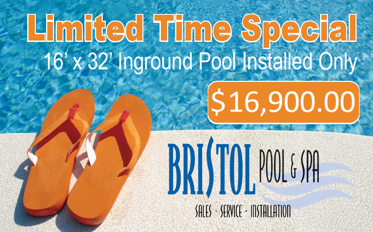 limited time pool sale