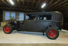 1931 Essex Rat Rod