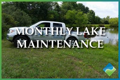 Aquatic Edge Consulting - Monthly Lake Maintenance