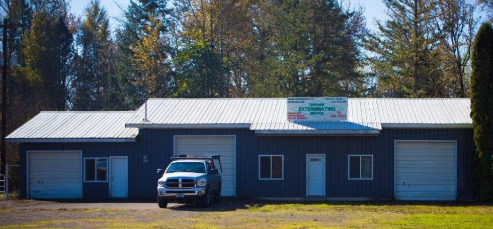 Our Pest Control location near Albany, OR