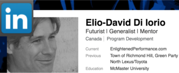 Elio David Di Iorio Linkedin Profile