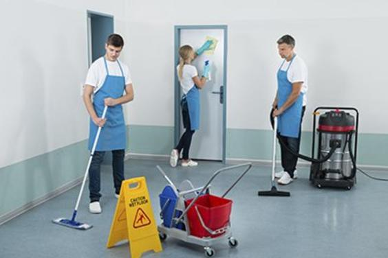 Apartment Complex Cleaning Apartment Cleaning Services and ...