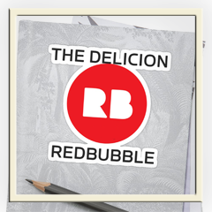 Redbubble is the place to buy STICKERS. They also do on-demand printing on clothing, accessories, and home goods.