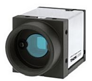 Wavefront sensor CCD camera for use with DM