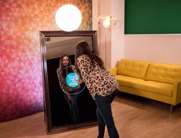 Mirror Photobooth Corporate Hire Launch Event