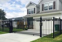 New wrought Iron Fencing