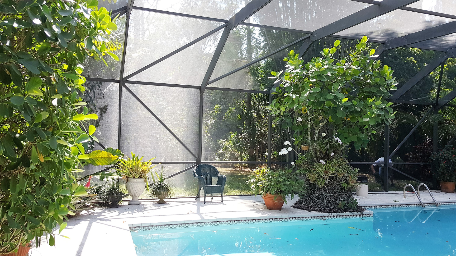 Screen Repair, Pool Enclosures - Taylor Made Screens - West Palm ...