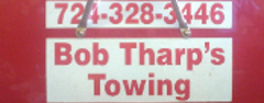 Bob Tharp's Towing Logo