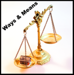 Ways & Means - Budget