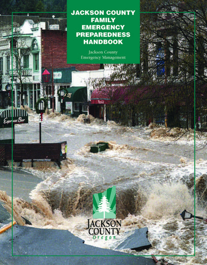 Jackson County's Family Emergency Preparedness Handbook