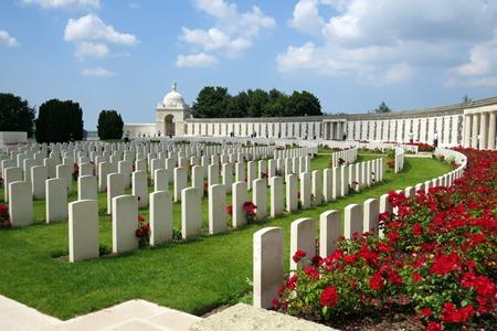 Tyne Cot Memorial Belgium