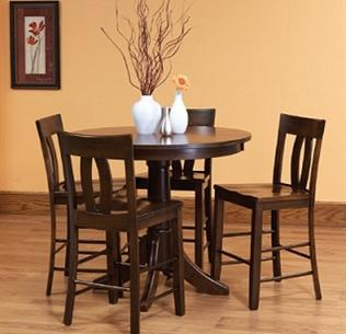 Amish Made Dining Tables And Chairs Chelsea Washtenaw