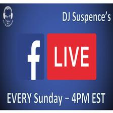Facebook LIVE - Live DJ Suspence Performance