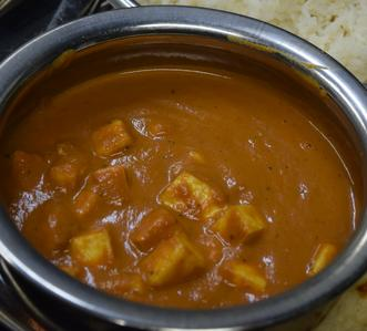 Vancouver Indian Food, Shahi Paneer - Indian Village Eatery