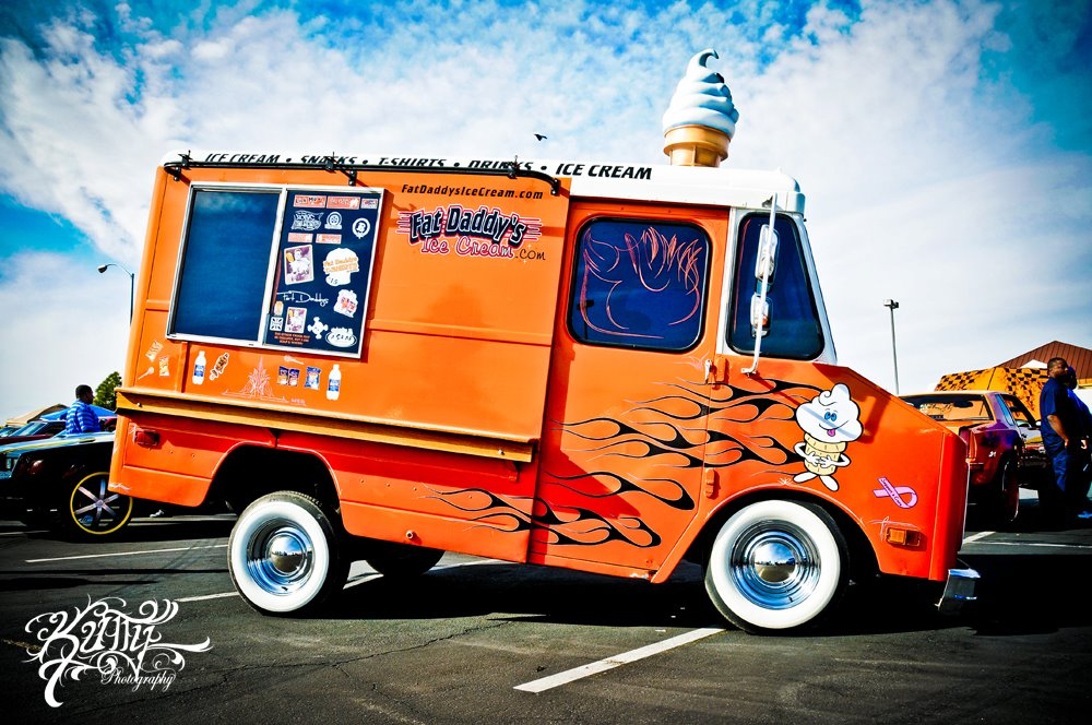 Fat Daddys Ice Cream Truck