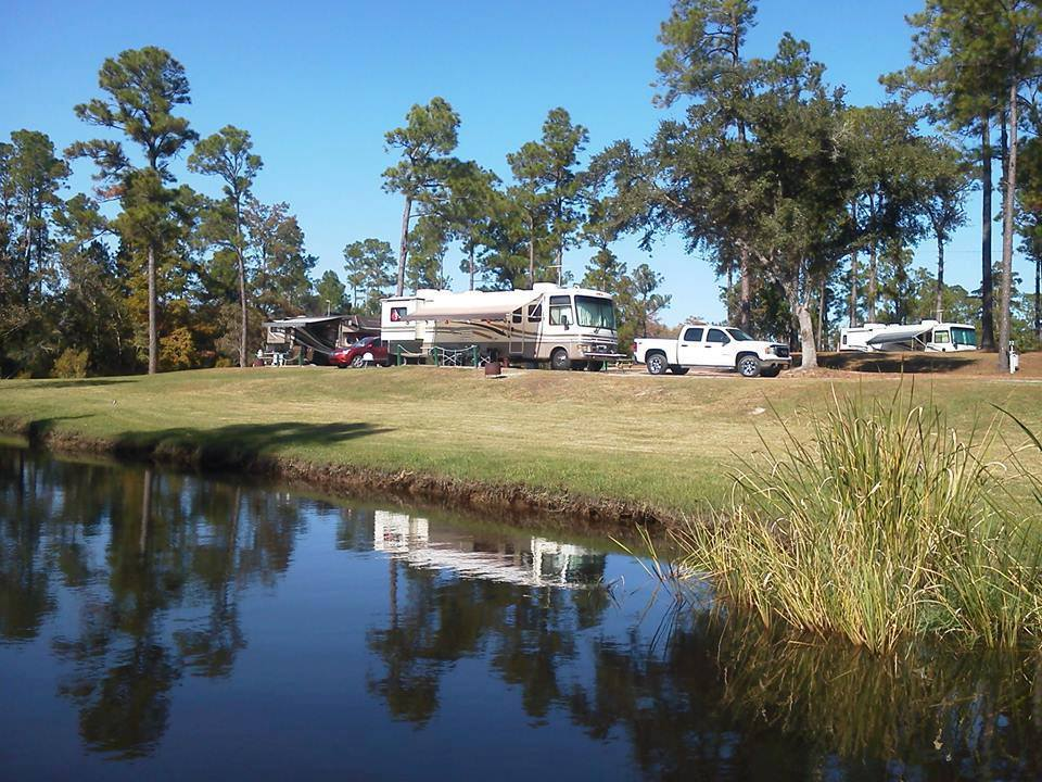 Tlc Wolf River Resort in Pass Christian, Ms