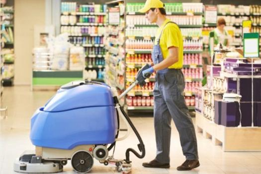 GROCERY STORE CLEANING SERVICES in Edinburg Mission McAllen Texas