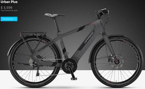 Electric Bikes $3000-UP