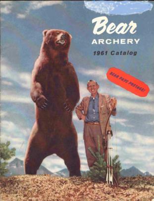 1963 bear kodiak bow