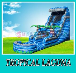 Tropical Laguna Slide