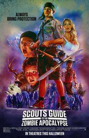 scouts guide to the zombie apocolypse zombies the smokey shelter movie review podcast