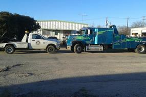 fort worth texas private property towing service