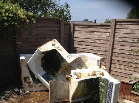 Jacuzzi Removal Jacuzzi Haul Away Service And Cost In Lincoln | LNK Junk Removal