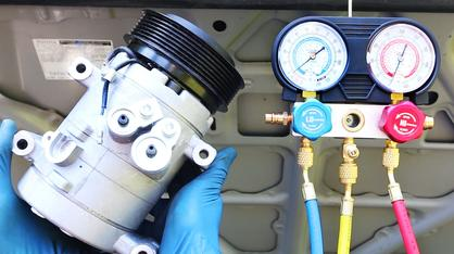 CAR AC COMPRESSOR REPLACEMENT SERVICE IN OMAHA What Is The Ac Compressor All About?