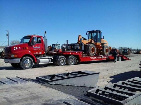FORKLIFT TOWING SERVICE
