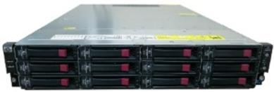 HP LFF SAN Storage Server 12 X 3.5""