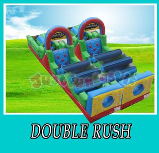 Double Rush Obstacle
