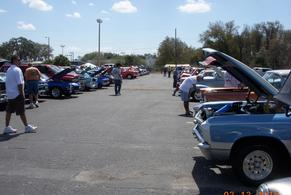 Monthly CruiseIns - Dade city fl car show