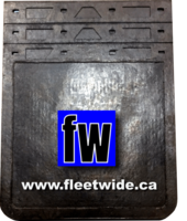 Fleetwide Custom Mud flaps