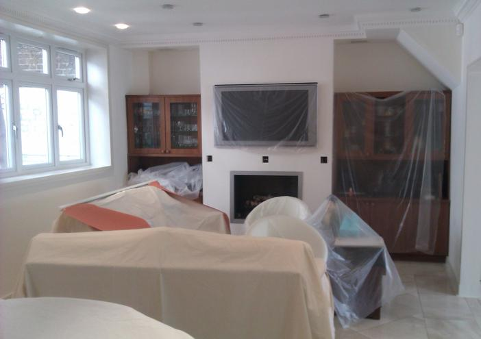 Lettings Painting and Decorating London