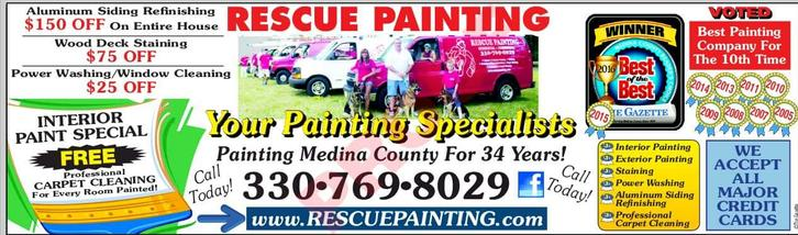 we offer commercial and residential interior and exterior paint and stain interior or exterior painting contractors