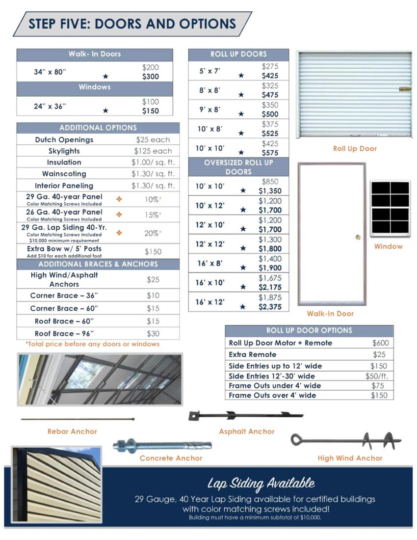 Price list - Key steps removal asbestos roofs ...