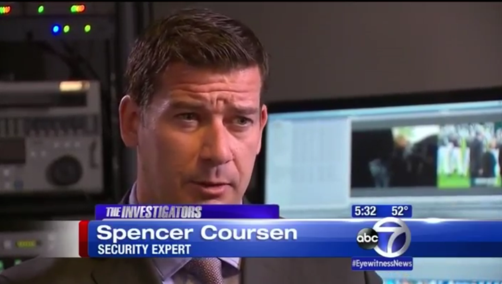Security Expert | Spencer Coursen | News | New York
