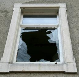 Broken Glass In You Home Shane Burk Glass Amp Mirror