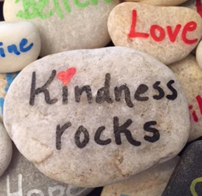 Image result for kindness rocks logo