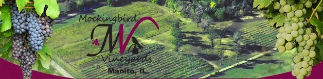 Mockingbird Vineyards-Manito IL