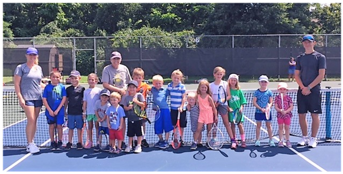 2018 Sewickley Area Junior Tennis Tennis tips sport tennis le tennis tennis lessons tennis party jouer au tennis waterpolo josh swing panic! key lob