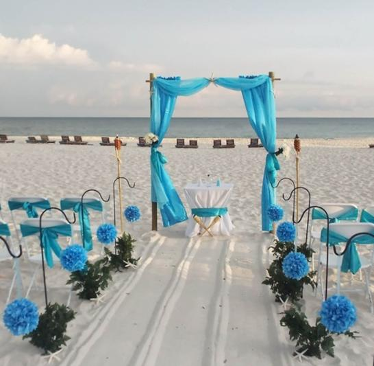 All Inclusive Beach Wedding Packages: All Inclusive Wedding Services Provider Orange Beach AL