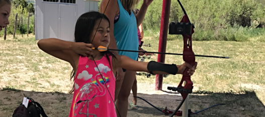 Archery at Camp 7 Summer Day Camp
