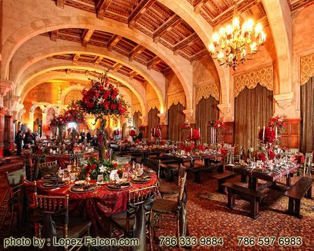 quinceanera party biltmore hotel coral gables