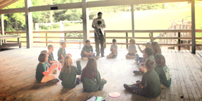Outdoor Education Environmental Lesson