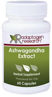 Adaptogen Research, Ashwagandha Extract