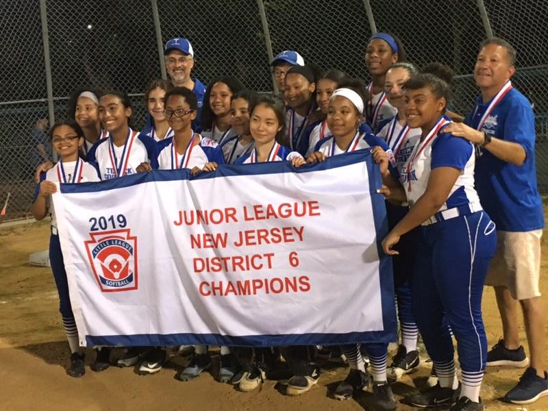 New Jersey District 6 Little League