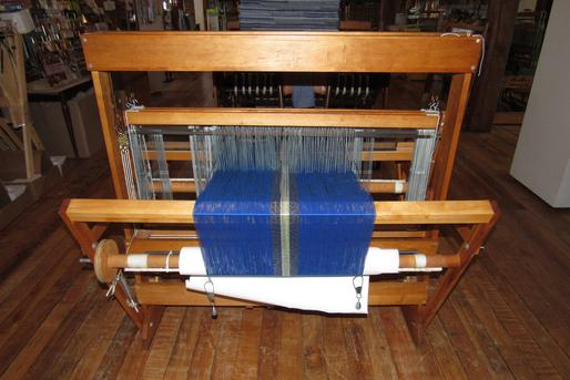 "Used Looms for sale in Michigan, Harrisville Designs 36"" 4 shaft loom"
