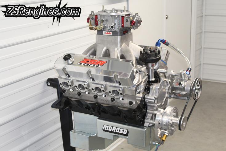 Engine Machine Shop >> Zsr Engines Ford Stroker Small Blocks Engine Building